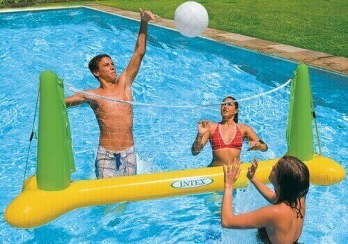 Volleyball Pool Game